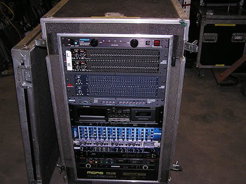 sound system rack. system 3 monitor effect rack sound d